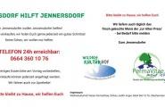 Jennersdorf hilft Jennersdorf