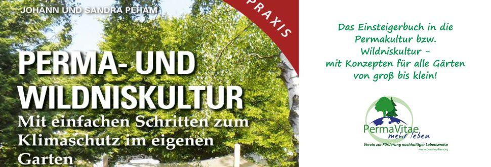 Neues Buch - Perma- und Wildniskultur